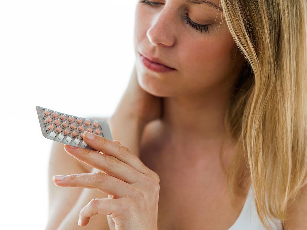 Anticonceptivos y salud de las encías