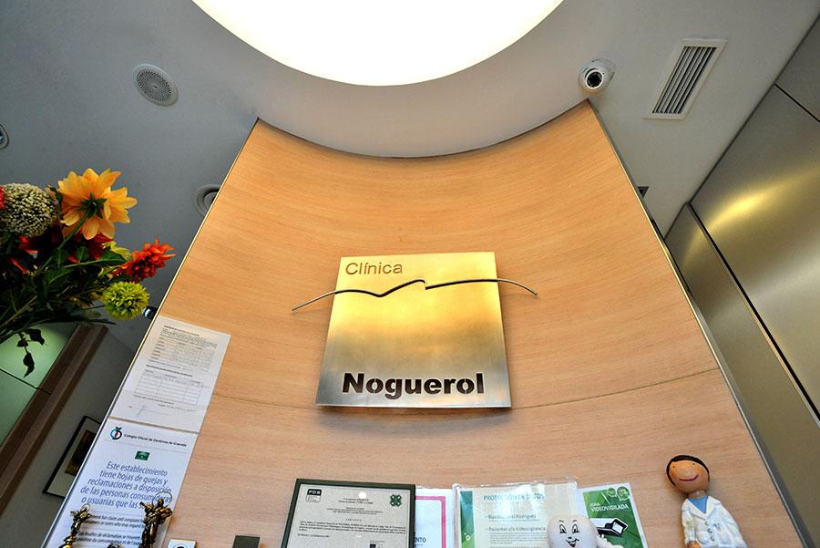 placa Clínica Noguerol