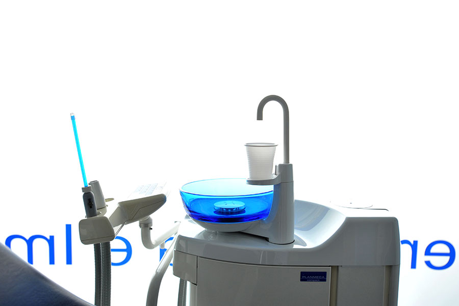 consulta de odontología