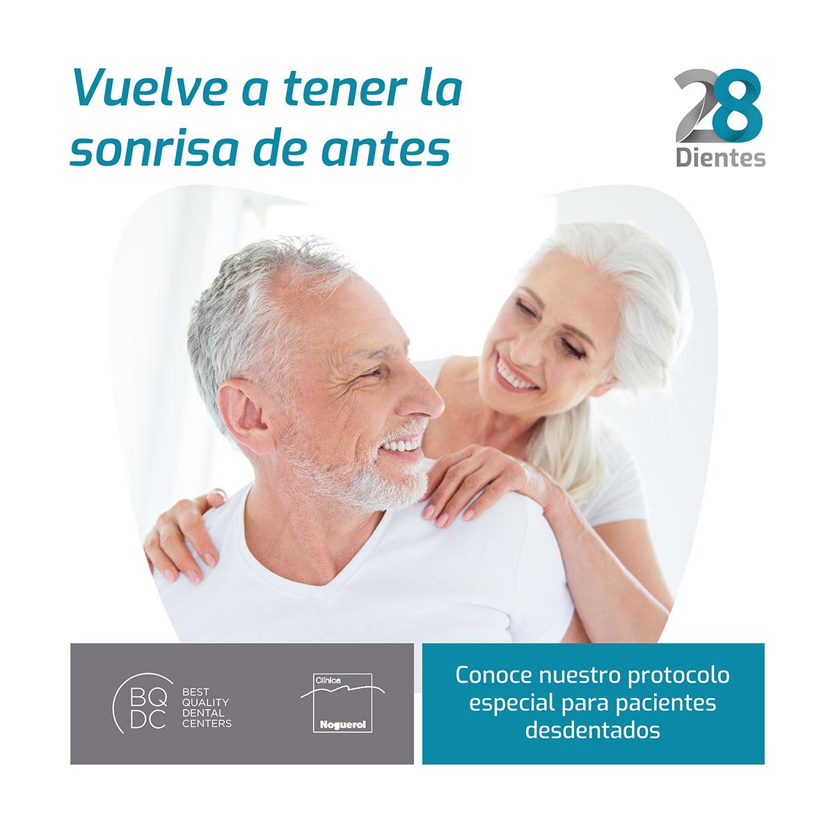 Campaña 28 dientes